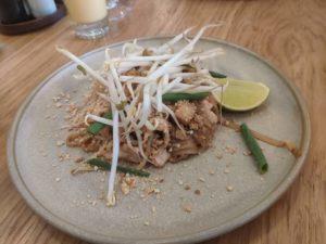 Pad Thai z restauracji Why Thai